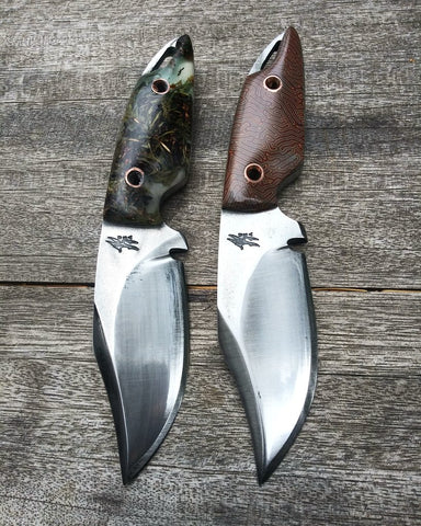Valavian Edge Craft Scout PREORDER in 1095 with Your Choice of Scales