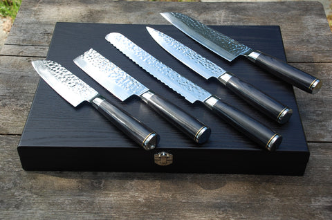 Berghoff Forged Five Piece Martello Knife Set