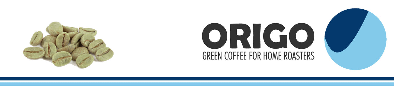 GREEN COFFEE FOR HOME ROASTERS