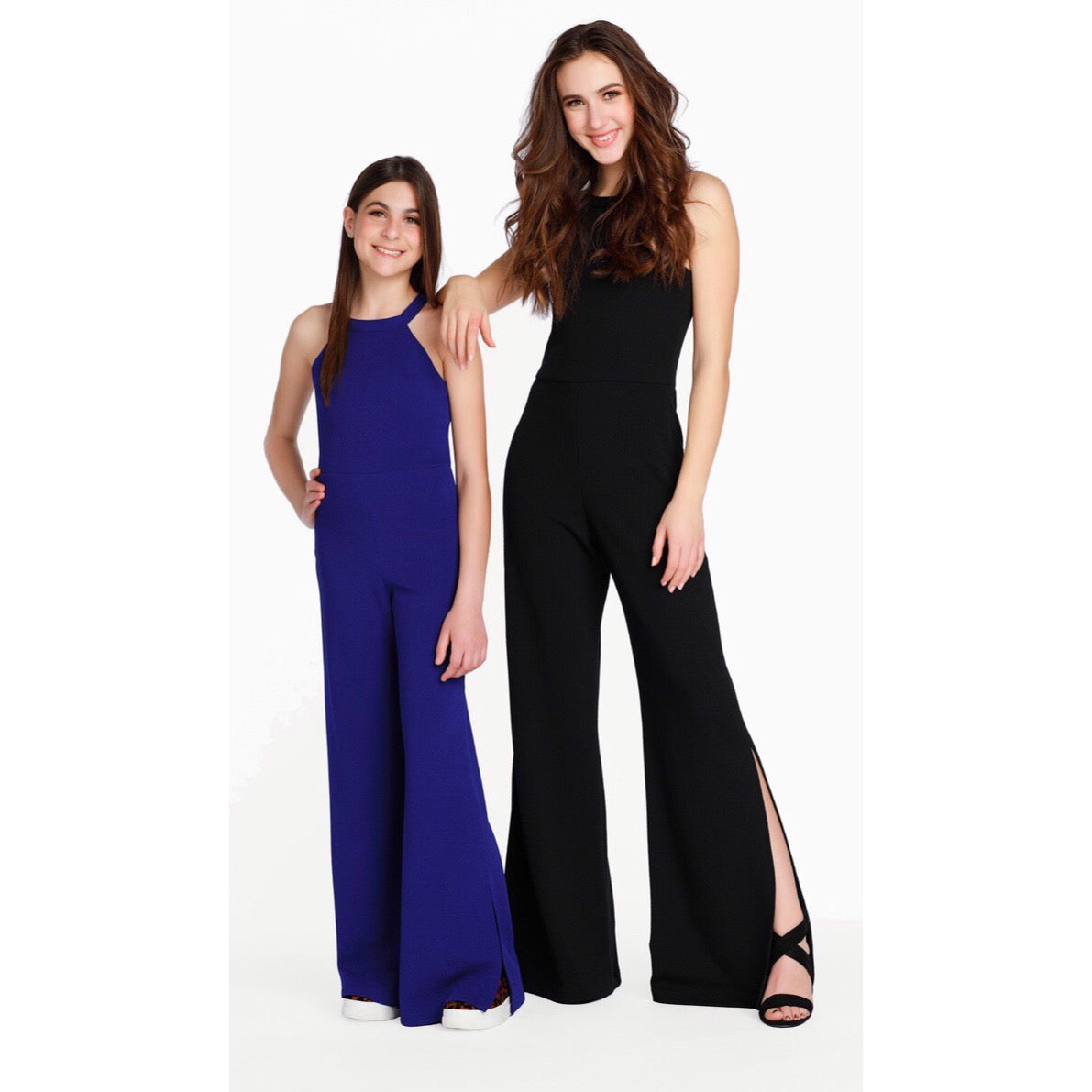 Royal Blue Jenny Jumpsuit