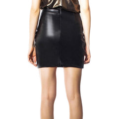 Adi Leather Skirt