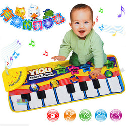 Baby Joy Music Carpet Educational for Baby Kid Child < 3 years