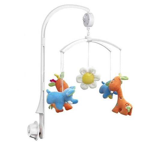 Beautiful Hanging Baby Crib Mobile Bed Bell Toy Holder Arm Bracket