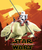 Star Wars Dewback and Soldier Action Figure