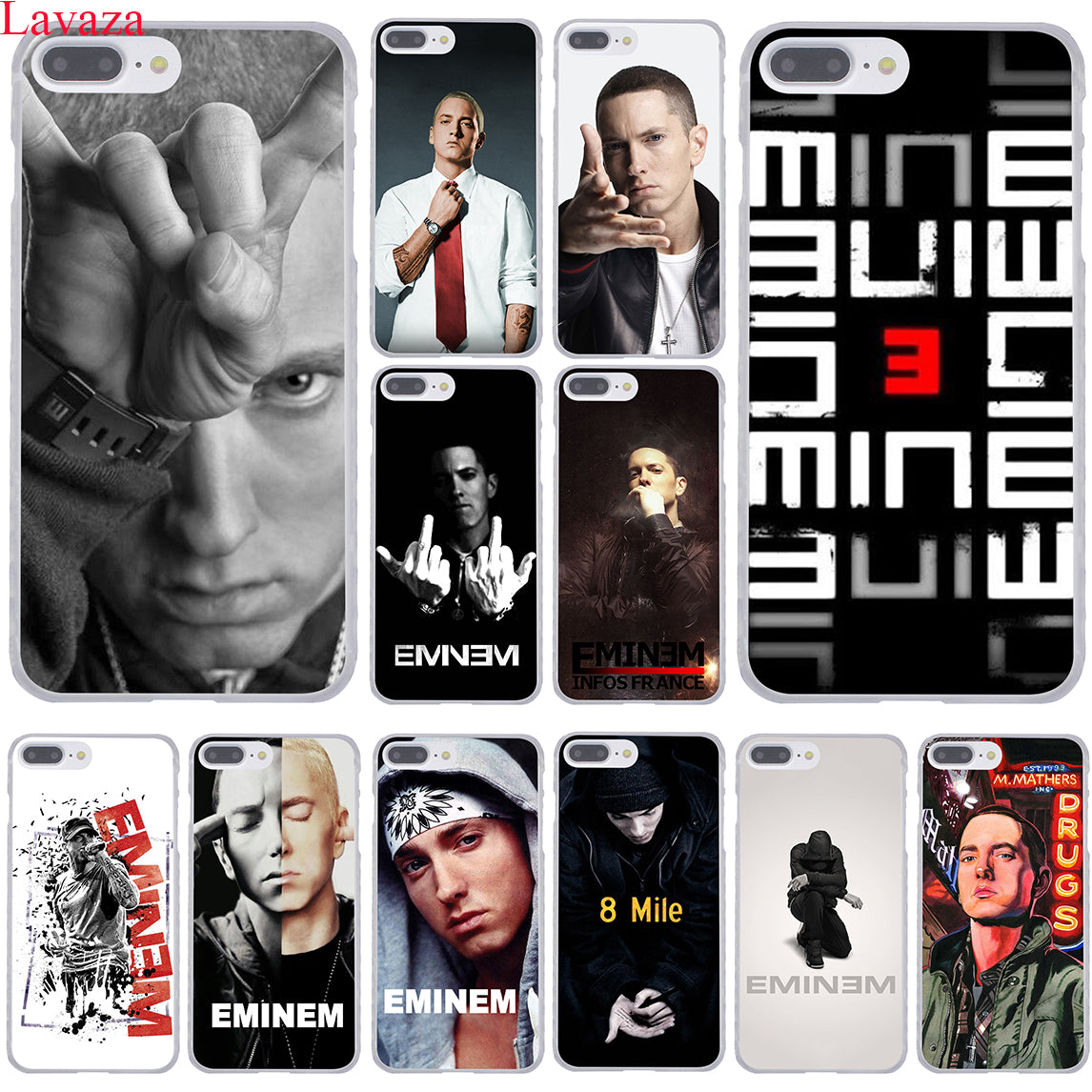 coque iphone 8 eminem