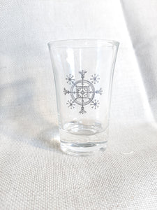 Shot glass - Stave to make yourself invisible