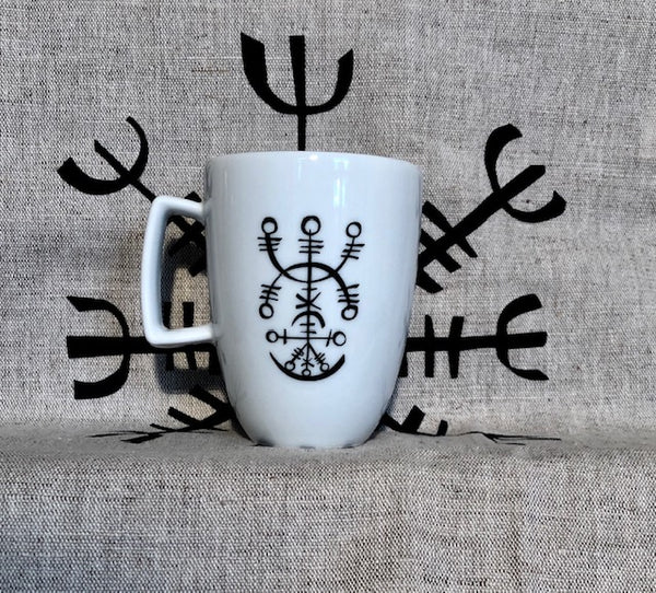 Mug - magic sign for necropants