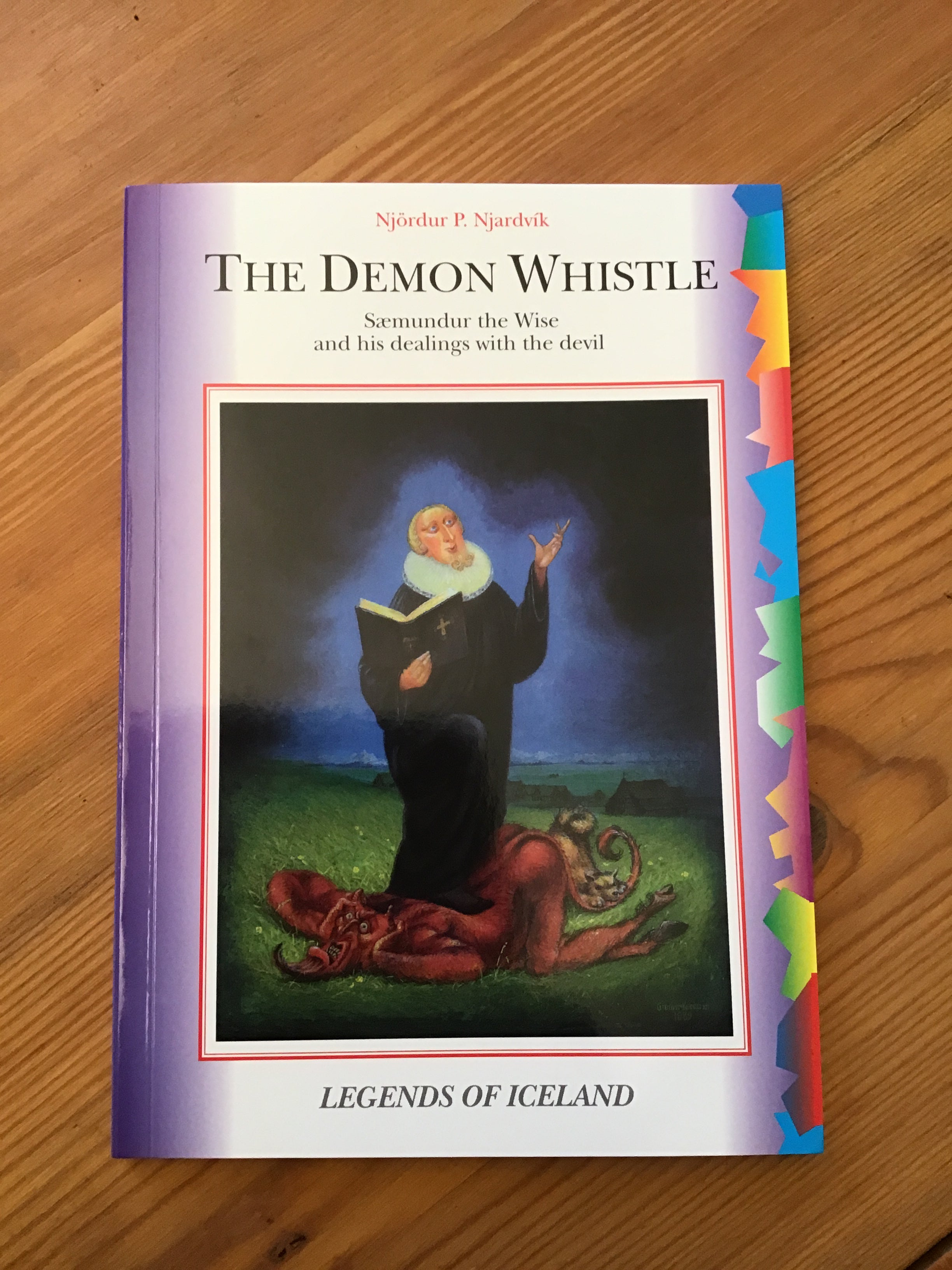 The Demon Whistle - Sæmundur the Wise and his dealings with the devil