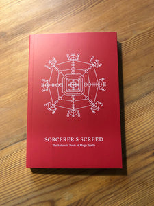 Sorcerer´s Screed: The Icelandic Book of Magical Spells