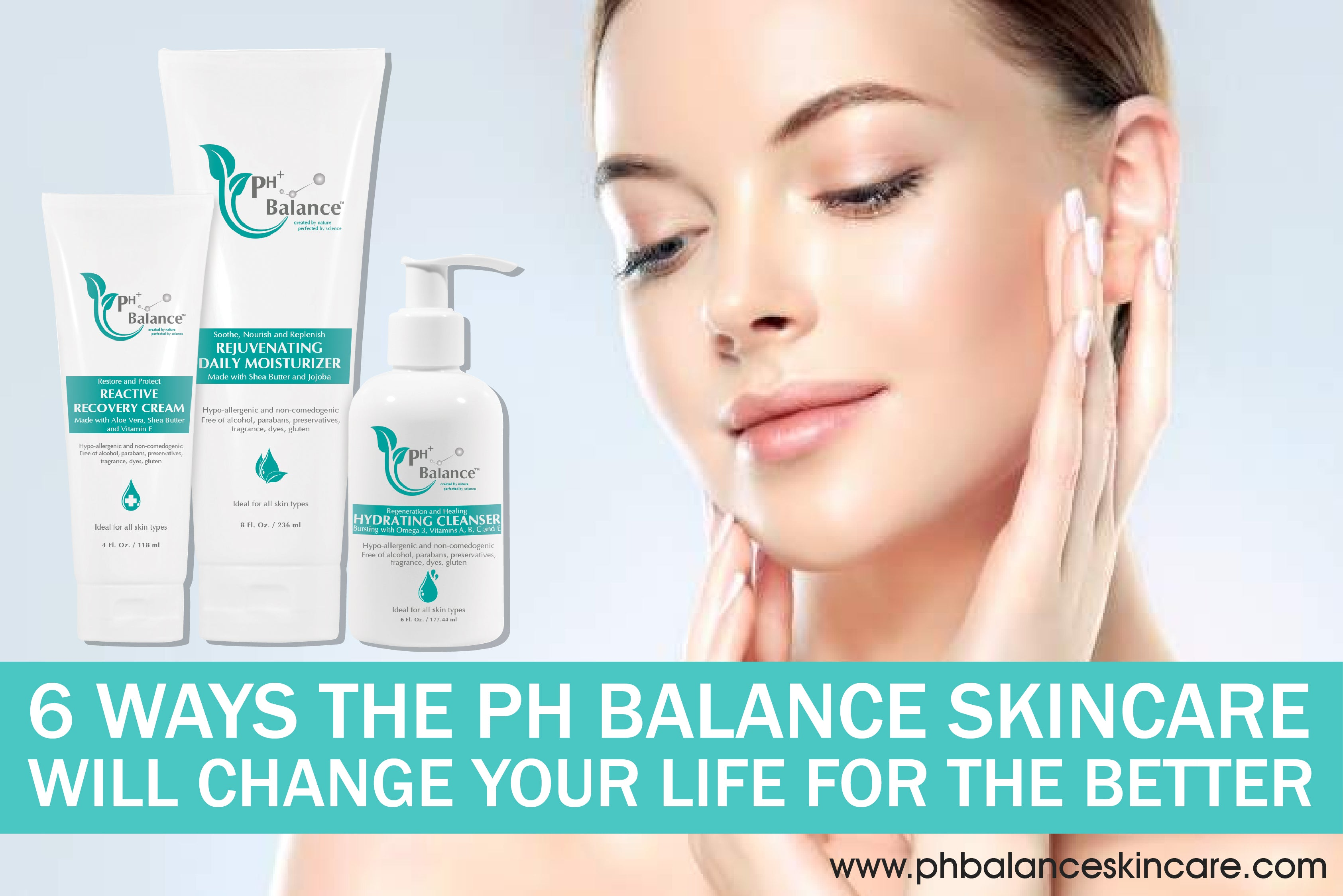 6 Ways The PH Balance Skincare Will Change Your Life For The Better, ph balance, skincare, better skin, glowing skin, glass skin