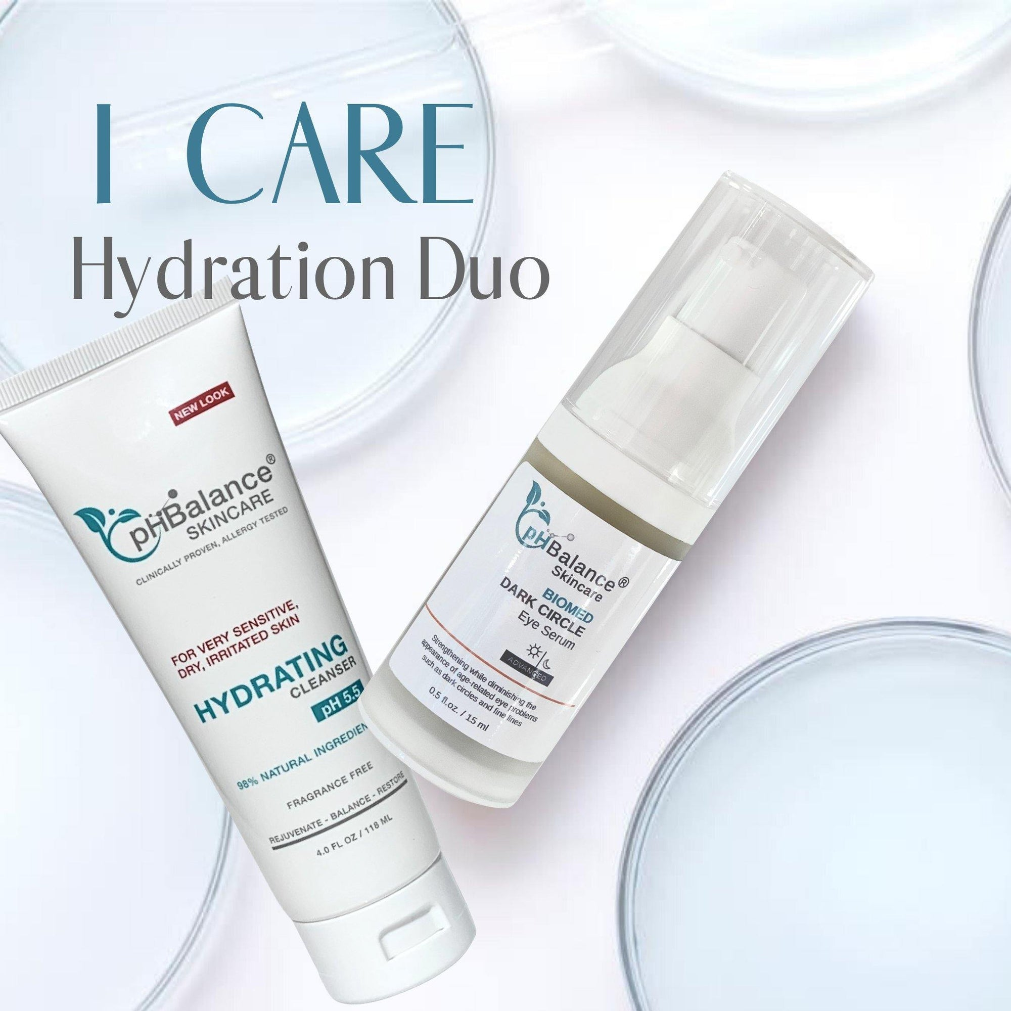I Care Hydration Duo