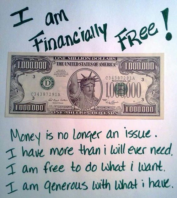Are you financially free?