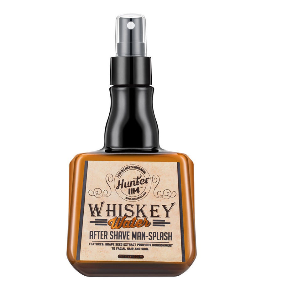 Hunter 1114 - Whiskey Water After Shave Man-Splash - SAVE 20% (MAR/APR)