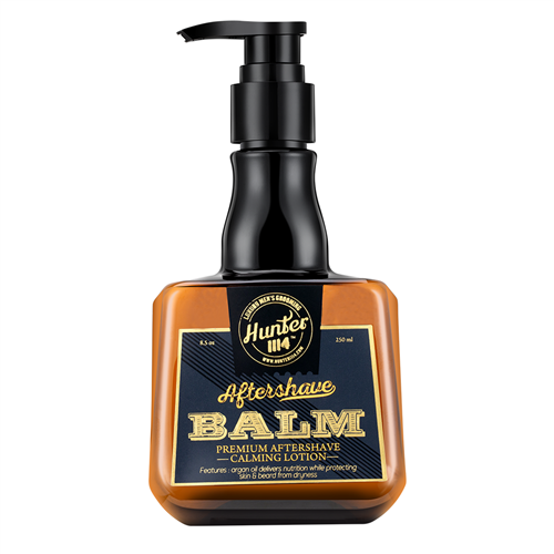 Hunter 1114 - Aftershave Balm & Calming Lotion - SAVE 20% (MAR/APR)