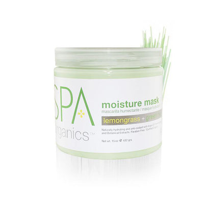 BCL Lemongrass & Green Tea Moisture Mask 16oz - SALE