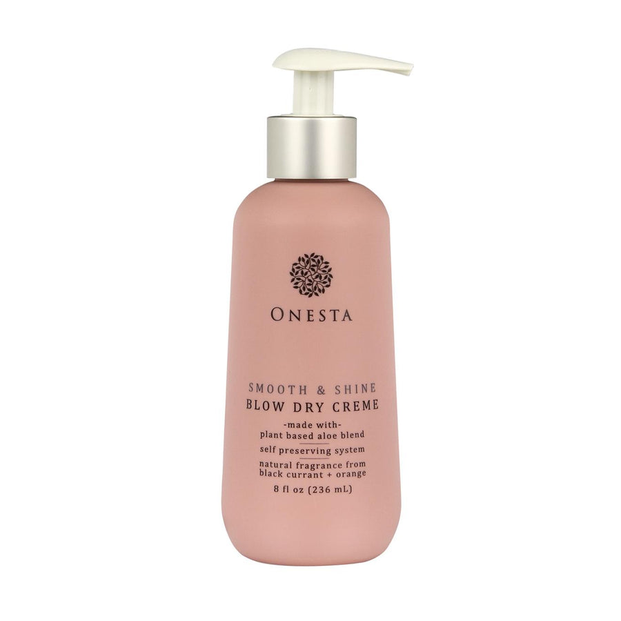 Onesta Smooth & Shine Blow Dry Creme - 8oz