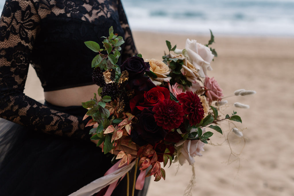 Ocean Gypsy Moody Bouquet