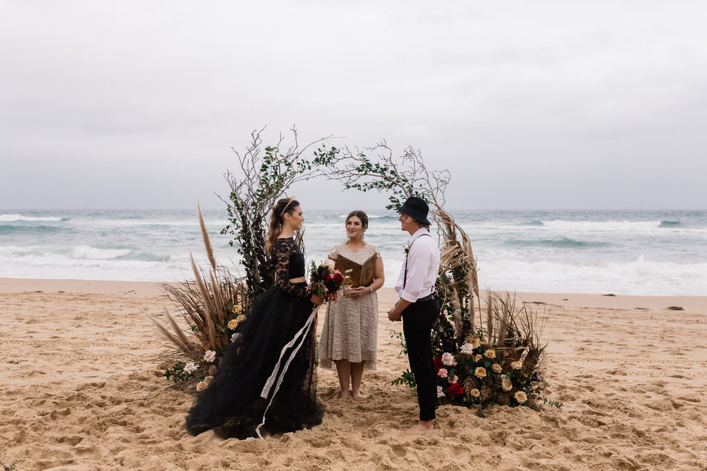 Ocean Gypsy Ceremony