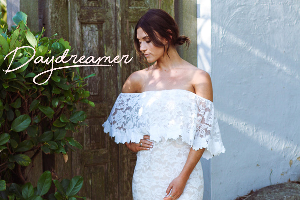 Daydreamer Boho Wedding Dresses