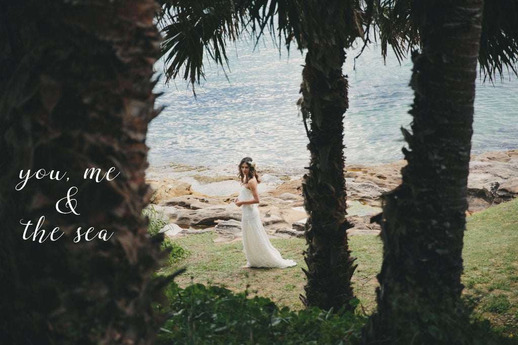 You Me & The Sea Boho Wedding Dresses