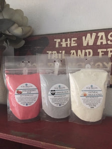 Bath Bomb Dust  (Assorted Fragrances)