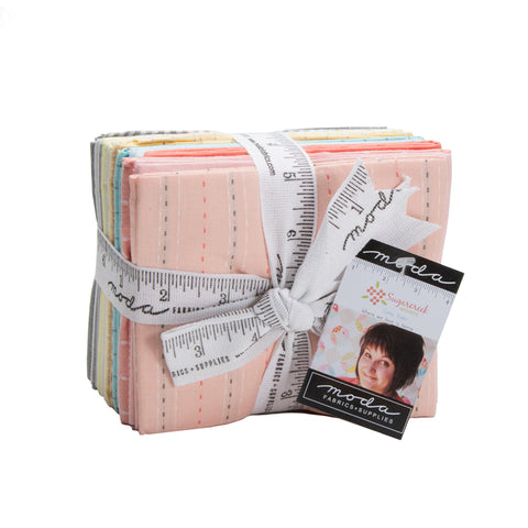 Sugarcreek Silky Woven Fat Quarter Bundle - Corey Yoder - 12230AB