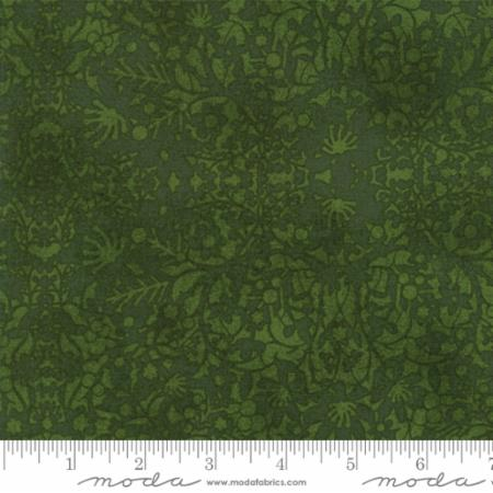 Winter Village - Winter Lace - Spruce - 30556-14