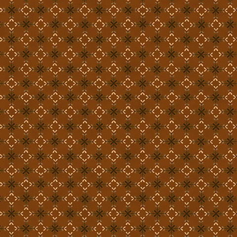Wit And Wisdom - Kim Diehl - Diamond Blossoms- 1420-30 - Fabric is sold in 1/2 yard increments