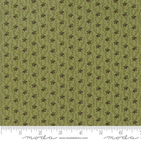 Evelyns Homestead - Betsy Chutchian - Ragged Robin - 31561-16 - Fabric is sold in 1/2 yard increments