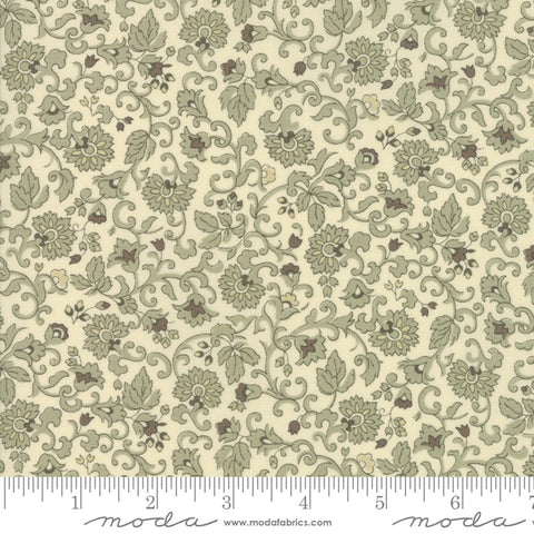 Evelyns Homestead - Betsy Chutchian - Blossom - 31569-13 - Fabric is sold in 1/2 yard increments