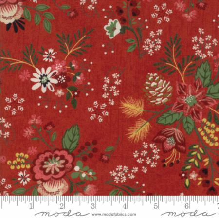 Winter Village - Clara - Cherry - 30550-14