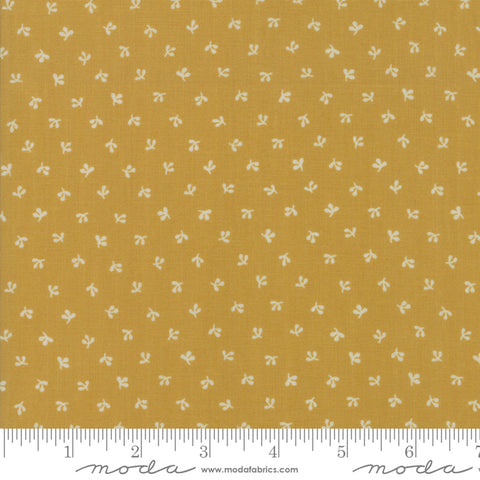 Regency Sussex - Christopher Wilson Tate - Wisborough - Sudbury Yellow - 42334-17 - Fabric is sold in 1/2 yard increments