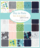 Day In Paris Fat Eighth - Zen Chic - 1680F8