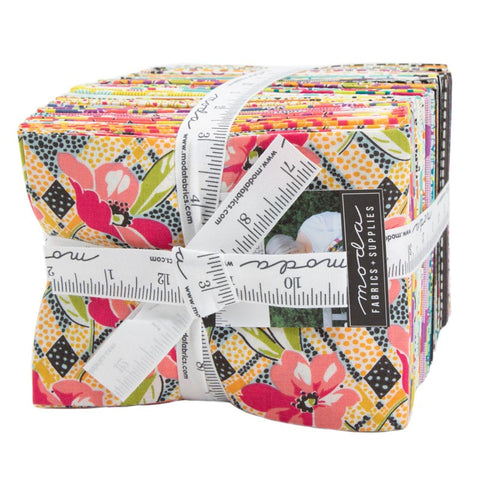 Remix Fat Quarter Bundle - Jen Kingwell - 18160AB