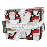 Kringle Claus Fat Quarter Bundle - Basic Grey - 30590AB