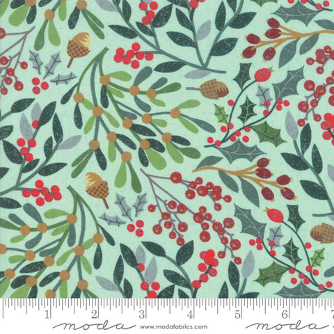 Kringle Claus - Basic Grey - Festival - Frosty - 30590-19 - Fabric is sold in 1/2 yard increments