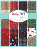 Holiday Lodge Fat Quarters - Deb Strain - 19890AB
