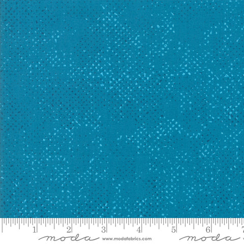 Spotted - Zen Chic - Teal -  1660-78 - Fabric is sold in 1/2 yard increments