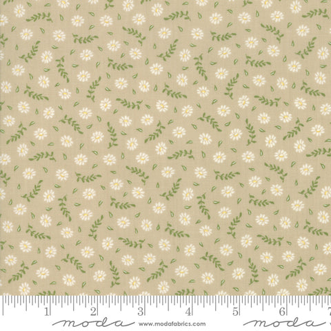 Harpers Garden - Sherri & Chelsi - Blooms - Taupe - 37574-14 - Fabric is sold in 1/2 yard increments