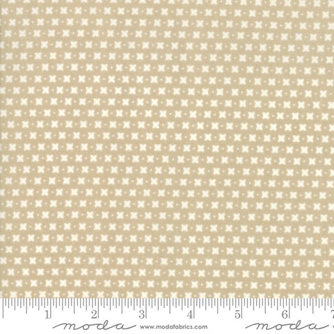 Harpers Garden - Sherri & Chelsi - Criss Cross - Taupe - 37576-15 - Fabric is sold in 1/2 yard increments