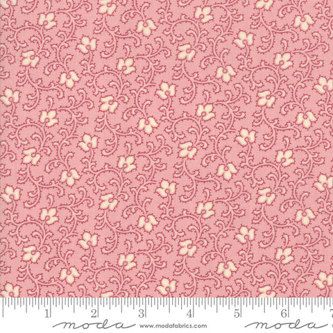Chafarcani - French General - Pale Rose - 13858-16 - Fabric is sold in 1/2 yard increments