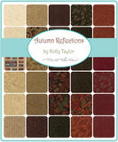 Autumn Reflection Fat Quarter Bundle - Holly Taylor - 6710AB