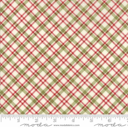 Overnight Delivery - Sweetwater - Christmas Plaid - Red - 5708-11