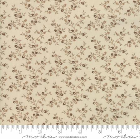 Jo's Shirtings - Jo Morton - Pomegranate Tan - 38044-11