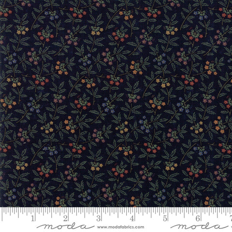 On Meadowlark Pond - Kansas Trouble - Dogwood - 9592-14 - Fabric is sold in 1/2 yard increments