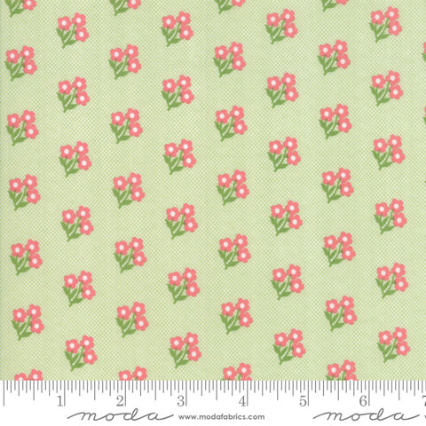 Lollipop Garden - Lella Boutique - Sweet Nothings - Apple - 5082-11 - Fabric is sold in 1/2 yard increments