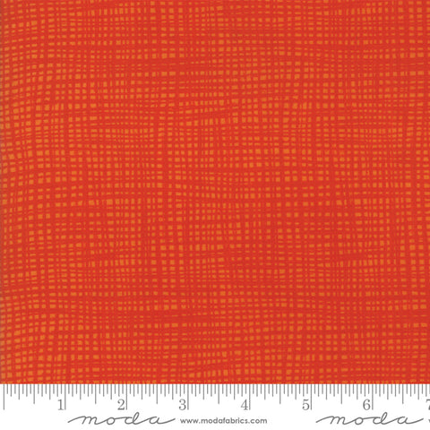 Later Alligator - Sandy Gervais - Texture - Red - 17966-21 - Fabric is sold in 1/2 yard increments