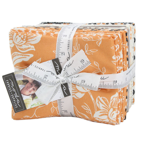 All Hallows Eve Fat Quarter Bundle - Fig Tree - 20350AB