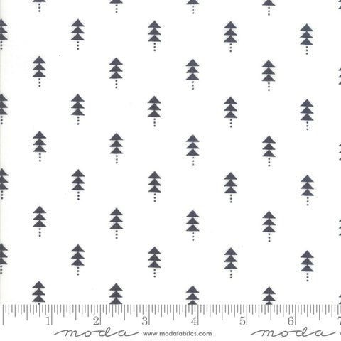 Little Tree - Lella Boutique -Little Trees - Snow Chalkboard - 5094-11 - Fabric is sold in 1/2 yard increments