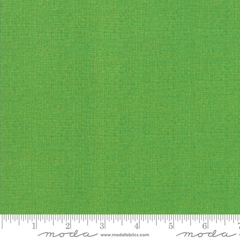 Painted Meadow - Robin Pickens - Texture - Sprig - Green - 48626-54 - Fabric is sold in 1/2 yard  increments